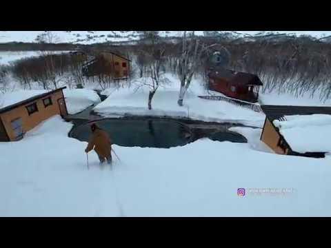 TDF2019: Snowvalley Kamchatka weekend ski TRUEDRIFTFACTORY