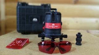 Аda ultraliner 360 4v лазерный осепостроитель