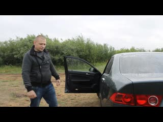 Обзор honda accord vii 2.4л 190л.с - хонда аккорд 7
