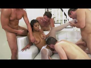 Nia Nacci - Never Too Much - Porno, All Sex Gangbang Ebony Black Squirt, Porn, Порно