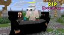 Monster School RIP ZOMBIE PIGMAN Minecraft Animation