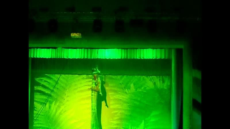 Спектакль об истории Древнего Пскова воплощен Псковским цирком 12 ИЮНЯ