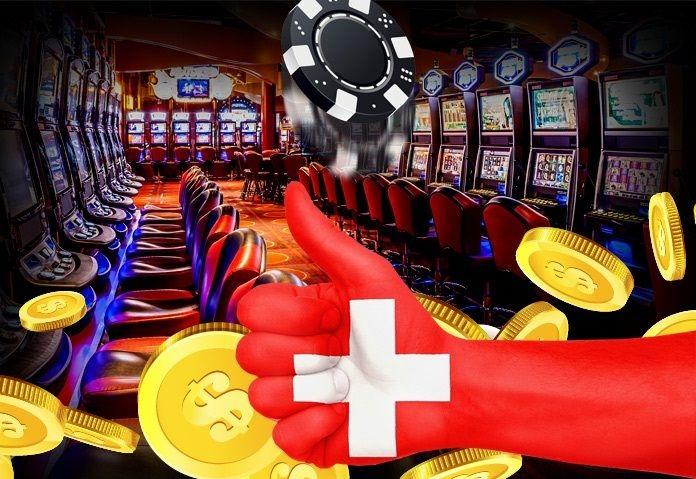Казино в Швейцарии
