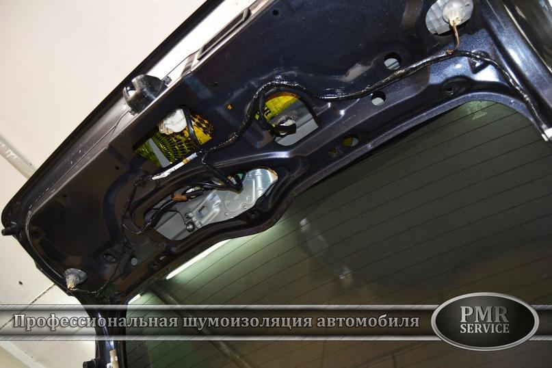 Комплексная шумоизоляция Subaru Impreza, изображение №10