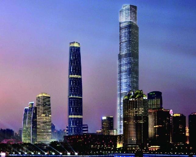 ТОП самых высоких зданий мира, изображение №6