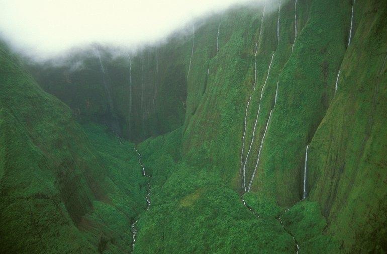 Водопад Хонокохау, изображение №5