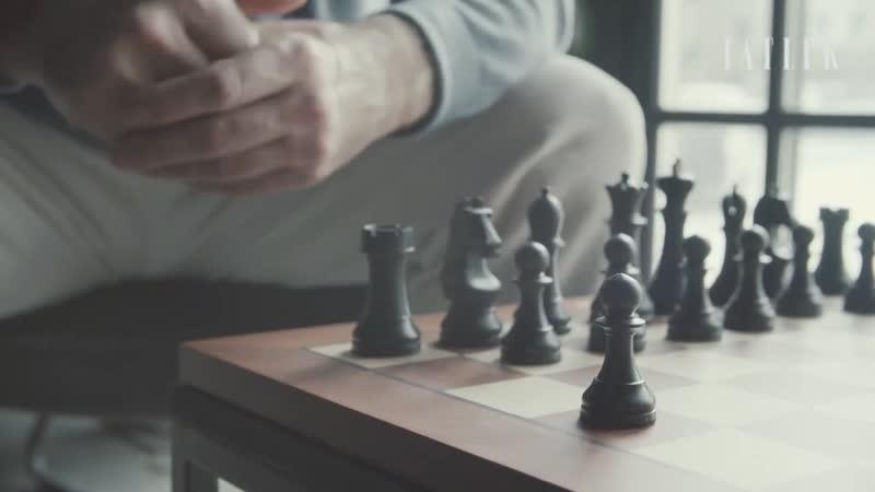 CLG Миллиардер Игорь Рыбаков о секретах успеха богатых людях и шахматах