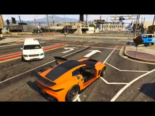 Gta 5  car meet and cruise #1
