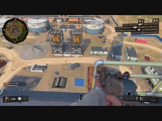 I love when the game breaks in a good way. Black Ops 4