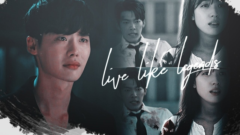 Joon Young /Yeon Joo/Kang Chul || Live Like Legends [crossover] (part 1)