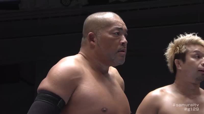 Найто Такаги и Буши vs. Ишии Хаши и Нарита