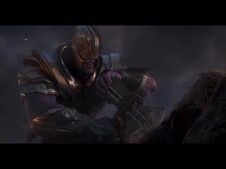Avengers: endgame | thor, captain america vs thanos