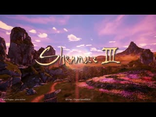 Shenmue 3 TGS Mood Video - Spirit Of The Land - CERO