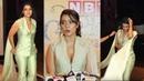 Kajol's Wearing 0pen Dress At Navbharat Award Show