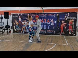 Дмитрий Вагис и Светлана Иванова | Bachata Trophy 2019