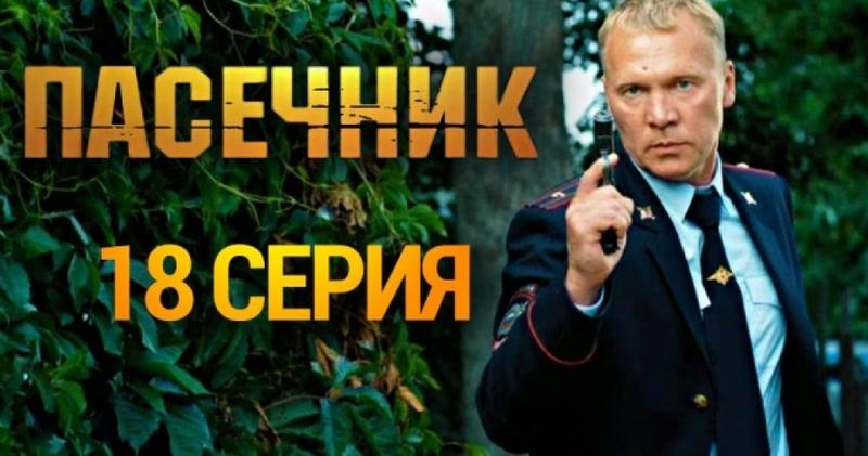 Детективный сериал Пасечник 18 я серия