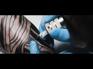 За такими тату рукавами только в ink brothers х забитые