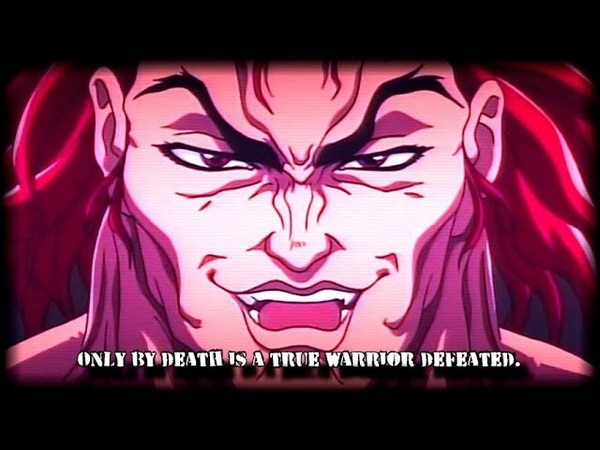 YUJIRO HANMA BAKI ANIME Warrior Workout Motivation