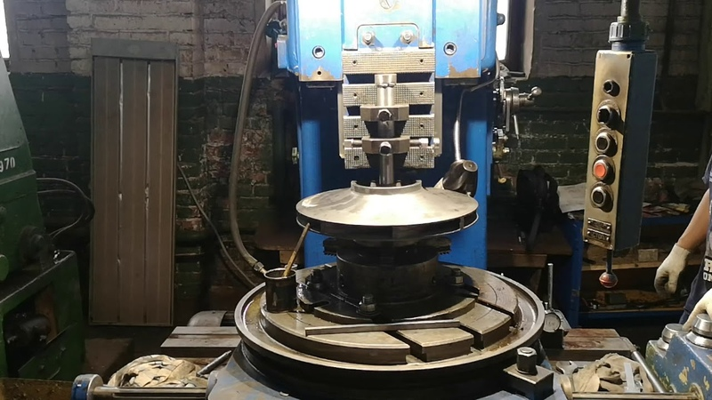 Долбежка шпон-паза колесо рабочее 10нд6х1