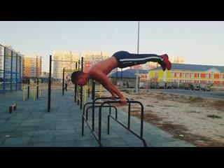 Жесткий парень из казахстана
