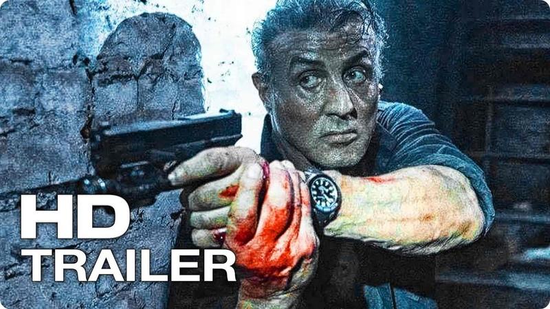 ПЛАН ПОБЕГА 3 Русский Трейлер 1 (2019) Дэйв Батиста, Сильвестр Сталлоне Action Movie HD
