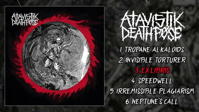 Atavistik Death Pose - s/t 7 FULL EP (2019 - Crust / Hardcore Punk / Metal)