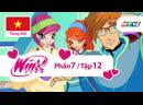 Những Nàng Tiên Winx Xinh Đẹp Phần 7 Tập 12 Thú Tiên Của Tecna Tiếng Việt HTV3