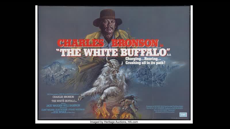El Desafío del Búfalo Blanco 1977