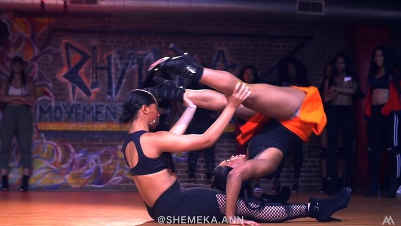 Chris Brown Hope You Do x She'Meka Ann Choreography