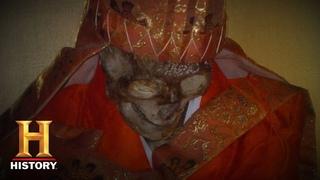Ancient Aliens: The Self-Mummified Monks of Japan (Season 9) | History