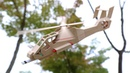 How To Make a Helicopter RAH 66 Comanche Popsicle Sticks