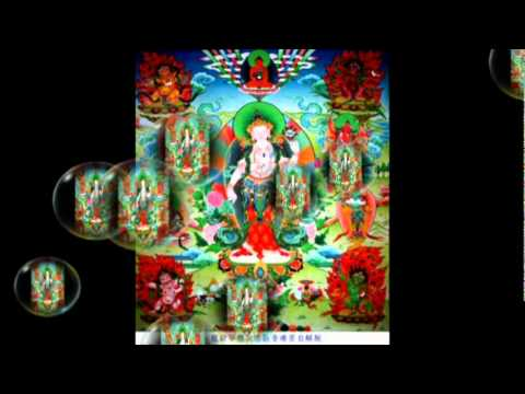 Tibetan incantations - Om Mani Padme Hum : Buddhist Mantra