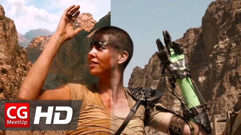 CGI VFX Breakdown HD Mad Max Fury Road by Brave New World | CGMeetup