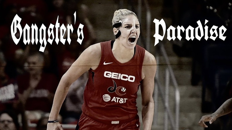 "WNBA Mix Gangster's Paradise"" Elena Delle Donne 2019 highlights"