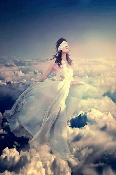 год, перед уставший ангел шел по белым облакам картинки после того как