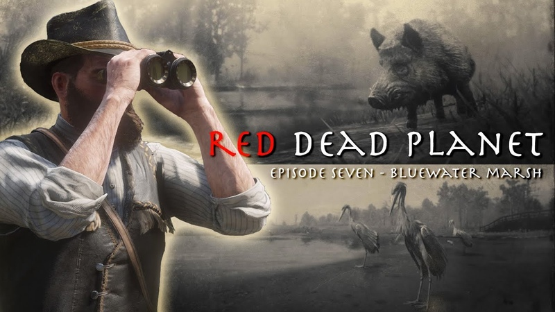 Red Dead Planet Episode 7 Bluewater Marsh