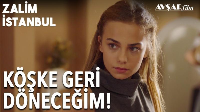 Cerenin Hazırlığı, Kırıta Kırıta Köşke Döneceğim | Zalim İstanbul 16. Bölüm