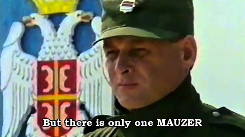Roki Vulovic Panteri Mauzer English Lyrics