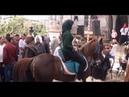 Municipal Pied Piper superstar Alaa Al Samir and horse star Abeer Majdi
