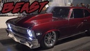 ONE OF THE FASTEST AND CLEANEST BIG BLOCK NITROUS NOVA'S OUT