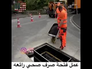 Как правильно уложить ливневку