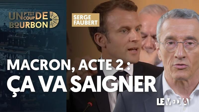 MACRON, ACTE 2 : CA VA SAIGNER | RUFFIN ET ADP | MACRON LE MARXISTE