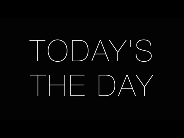 P NK TODAY'S THE DAY LYRICS ON SCREEN