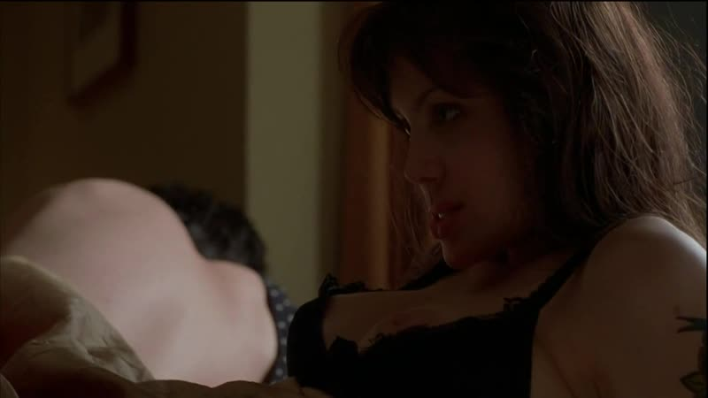Анджелина Джоли Голая - Angelina Jolie Nude - Pushing Tin ( 1999 )