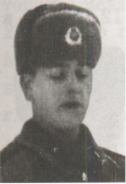 Бесперстов Александр Дмитриевич