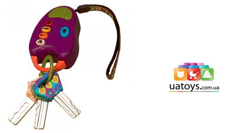 Развивающая игрушка – КЛЮЧИКИ BATTAT Артикул : BX1200Z