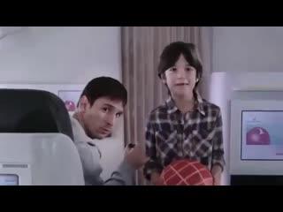 Kobe bryant против месси