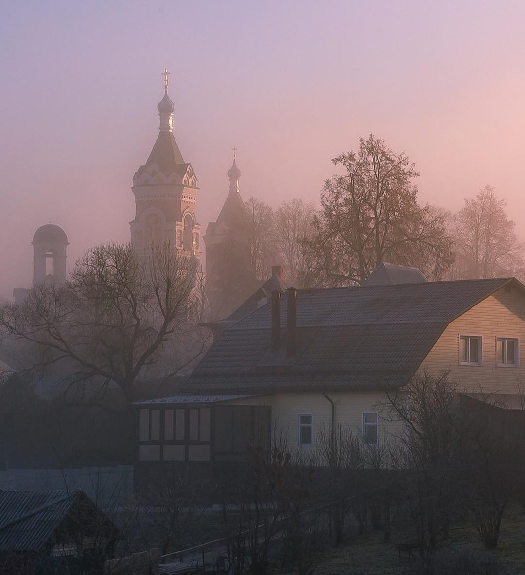 Рубрика - фото из Можайска  Утренний Можайск