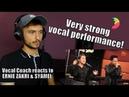 Vocal Coach YAZIK reacts to ERNIE ZAKRI SYAMEL TAKKAN TERLERAI LIVE JAMMING HOT