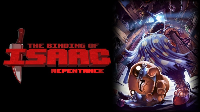 River of Despare (Downpour) (Pre-Release) - The Binding of Isaac Repentance Music Ext. | Ridiculon